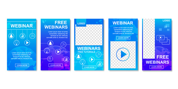 Free Webinar, Concept of Online Distant Education.