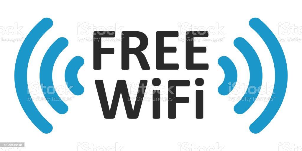 free wifi logo zone vector stock vector art more images of rh istockphoto com free wifi logger free wifi login