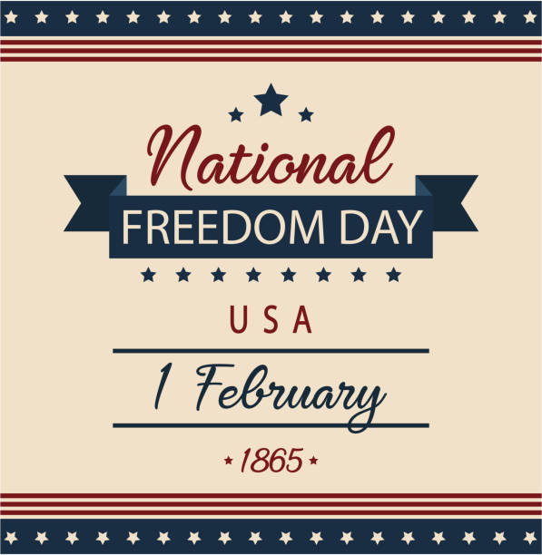 ilustraciones, imágenes clip art, dibujos animados e iconos de stock de día de la libertad - civil rights