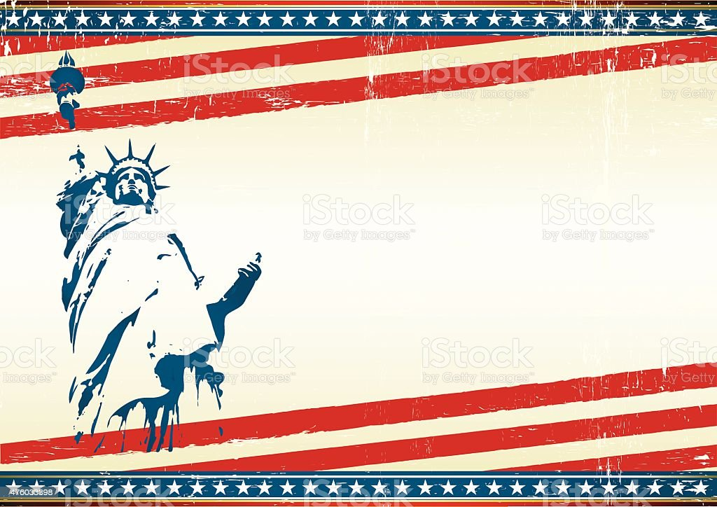 freedom screen background vector art illustration