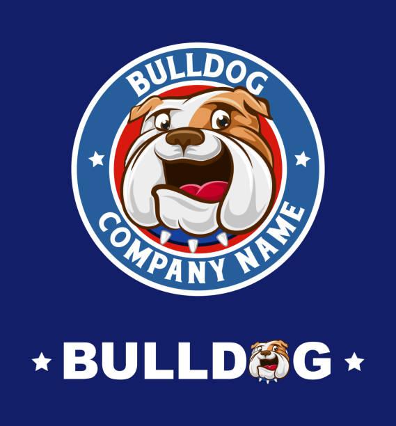 bildbanksillustrationer, clip art samt tecknat material och ikoner med fransk bulldog - bulldog