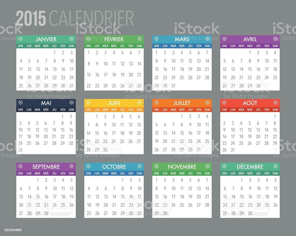 Ziemlich Januar 2015 Kalendervorlage Galerie ...