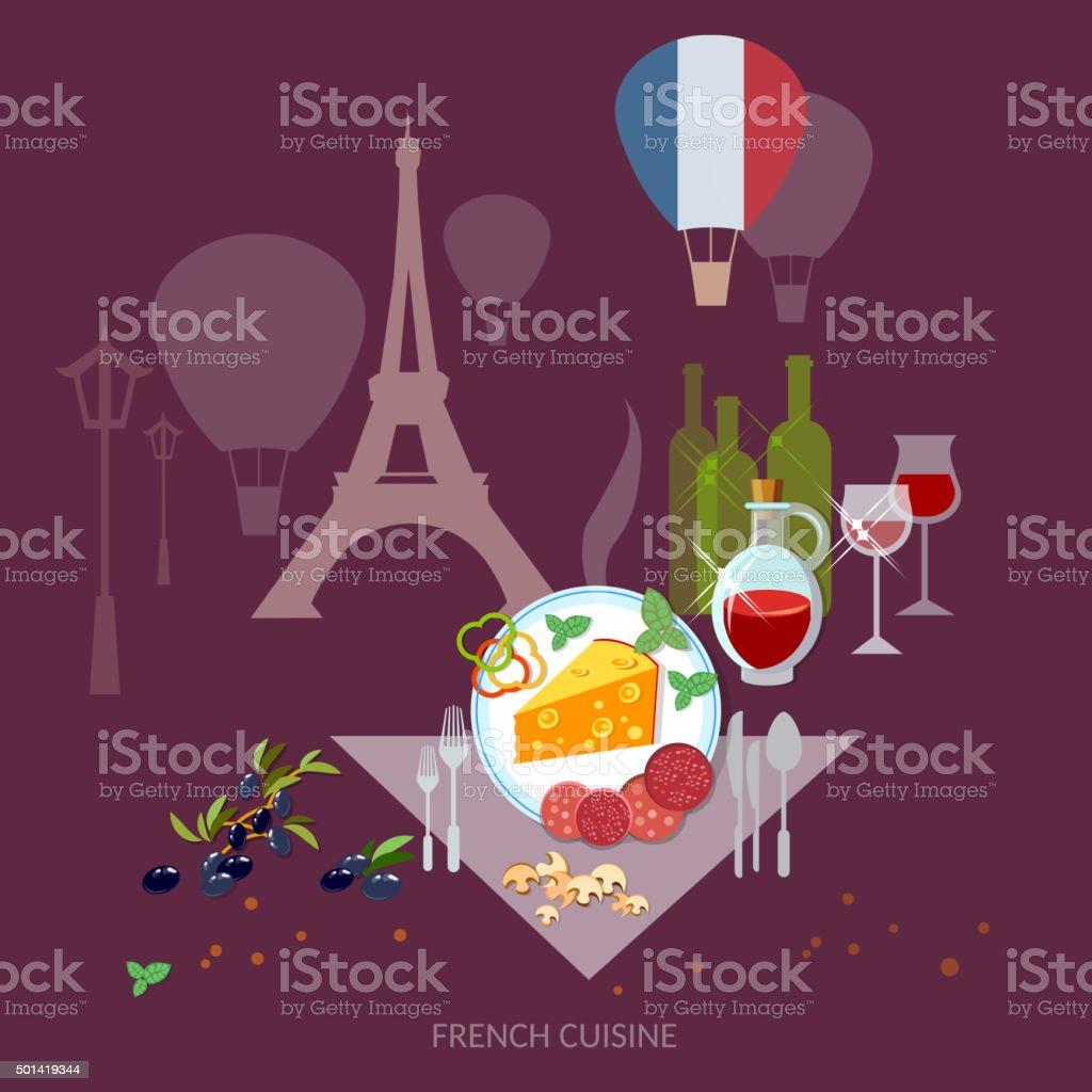 Französische Küche Und Kultur Frankreich Speisen Der Französischen ...