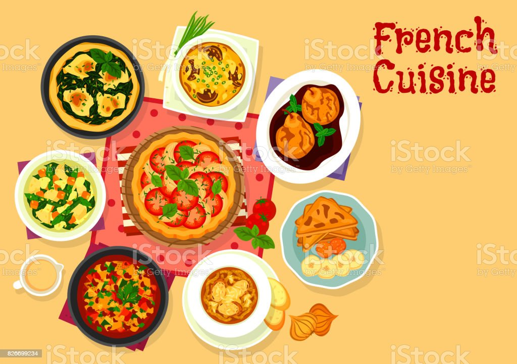 French cuisine tasty dinner icon for food design stock vector art french cuisine tasty dinner icon for food design royalty free french cuisine tasty dinner icon forumfinder Gallery