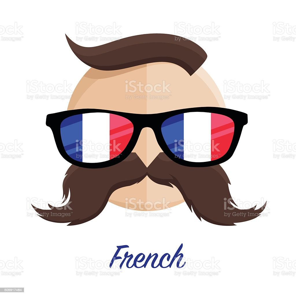 royalty free french man clip art vector images