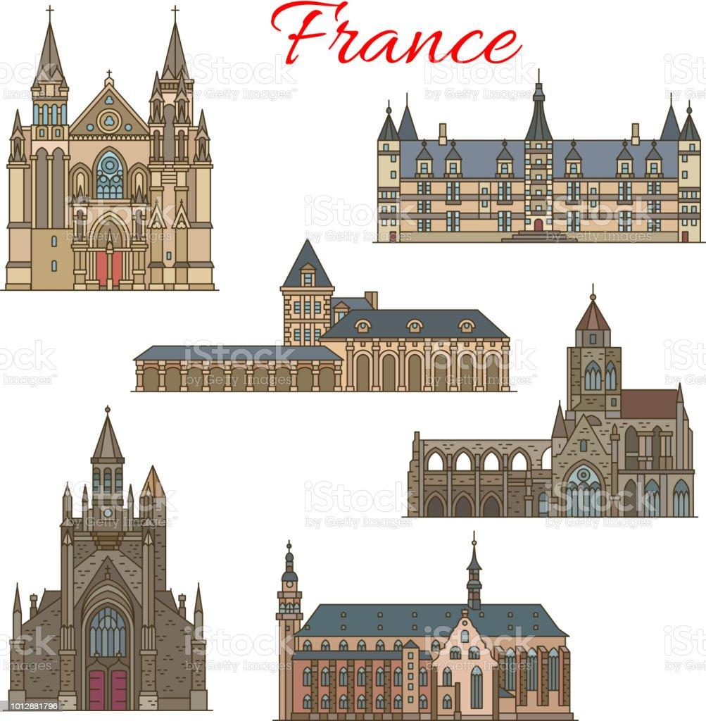 Französisch Zu Reisen Sehenswürdigkeiten Und Mittelalterliche ...