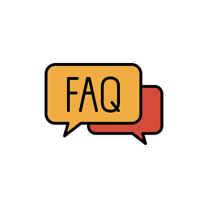 Frequently Asked Questions Icon Question And Answer Icon ...