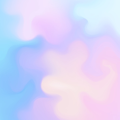 Fresh abstract background in blue and pink colors.