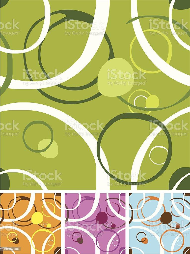 Fresh circles seamless pattern royalty-free fresh circles seamless pattern stock vector art & more images of 1950-1959