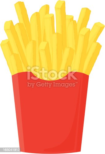 istock Fresh French Fries - incl. jpeg 165041912