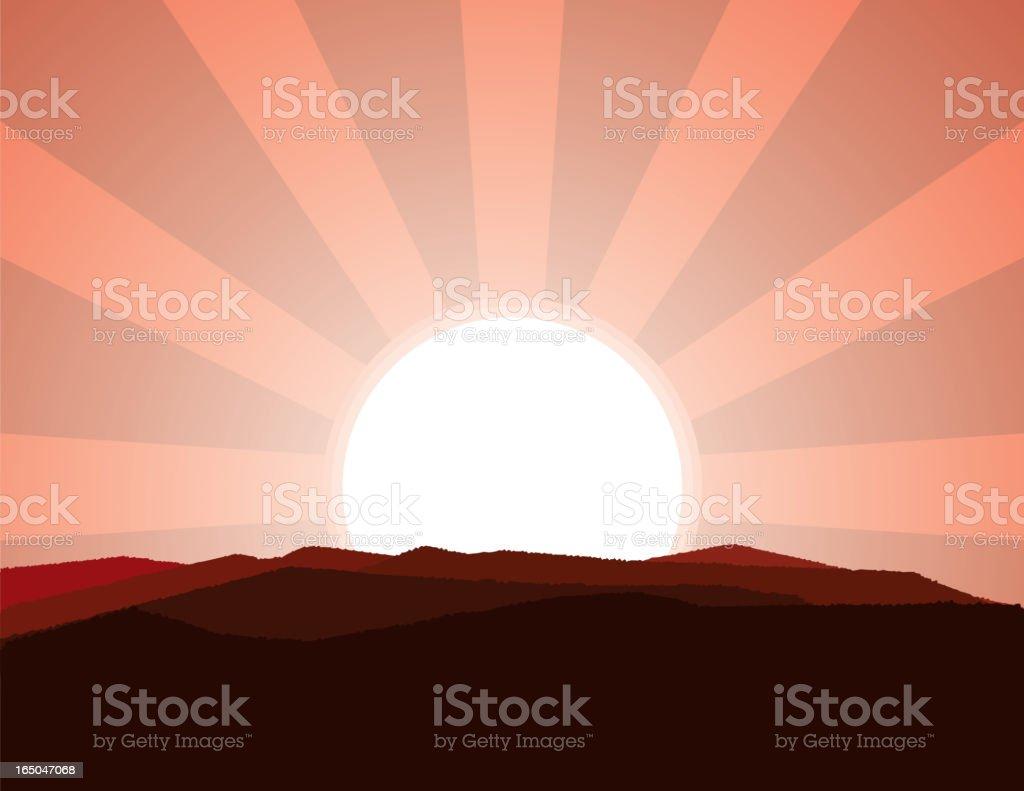fresh sunrise royalty-free fresh sunrise stock vector art & more images of backgrounds