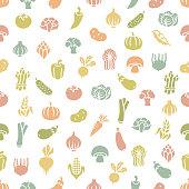 Fresh vegetables. Wallpaper background