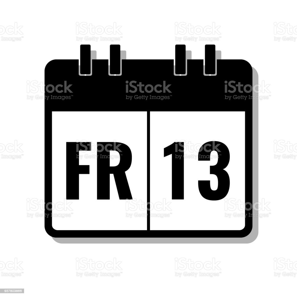 royalty free friday the 13th clip art vector images illustrations rh istockphoto com friday the 13th clips happy friday the 13th clip art