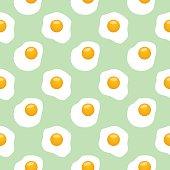 istock Fried Eggs Pattern 578600916
