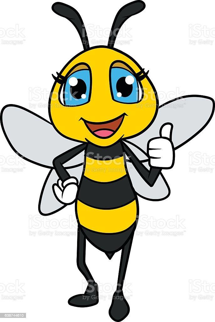 royalty free hornet mascot drawing clip art vector images rh istockphoto com  hornet mascot clipart