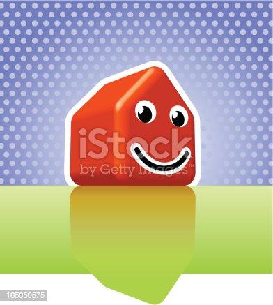 istock friendly house 165050575