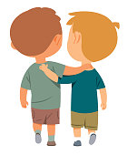 istock friends two boys walking together 1278396332