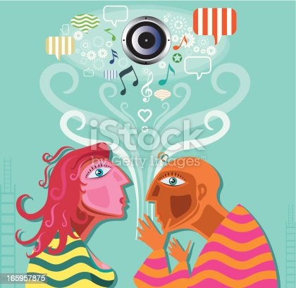 istock Friends with Music 165957875