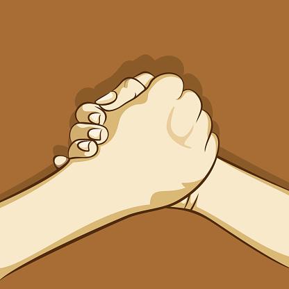 friendship concept clipart