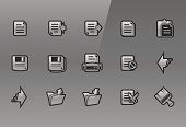 Frigate – Office icons