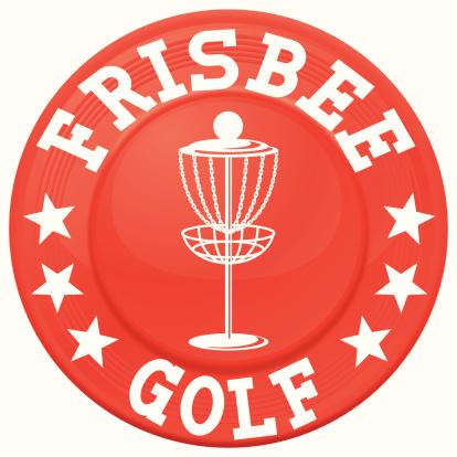 frisbee golf graphic