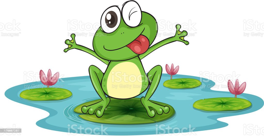 frog and water royalty-free frog and water stock vector art & more images of illustration