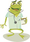 Frog Doctor
