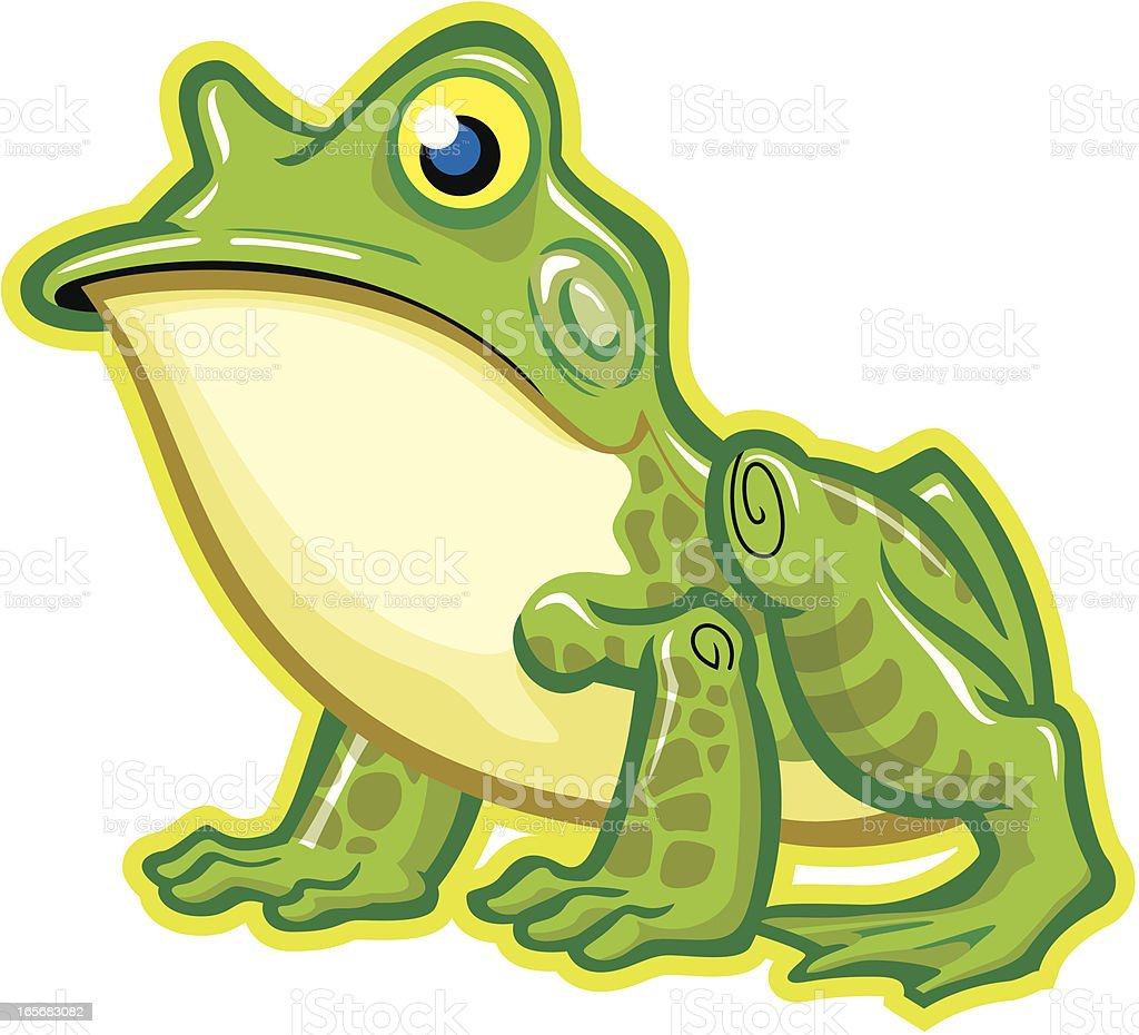 Frog royalty-free frog stock vector art & more images of amphibian