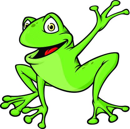 Frog Wave