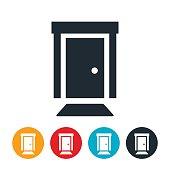 Front Door Icon