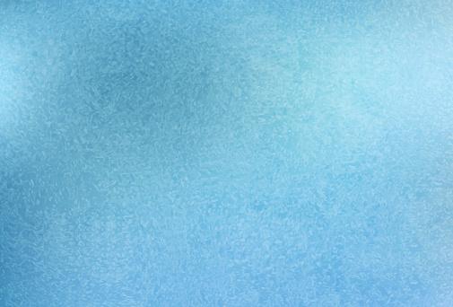 Frost pattern background. Frozen texture