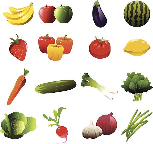 ilustrações de stock, clip art, desenhos animados e ícones de ícones de frutos e de produtos hortícolas - red bell pepper isolated
