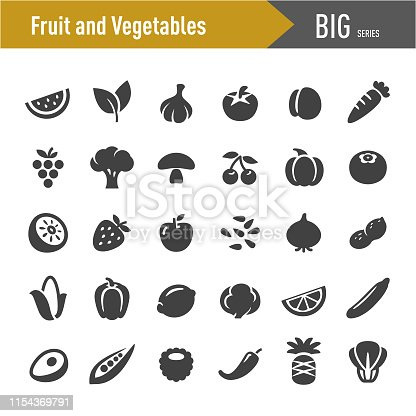 Fruit, Vegetables,