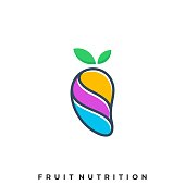 Fruit Fresh Illustration Vector Template. Suitable for Creative Industry, Multimedia, entertainment, Educations, Shop, and any related business.
