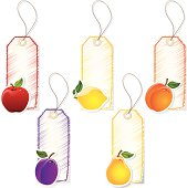 istock Fruit labels 147930561