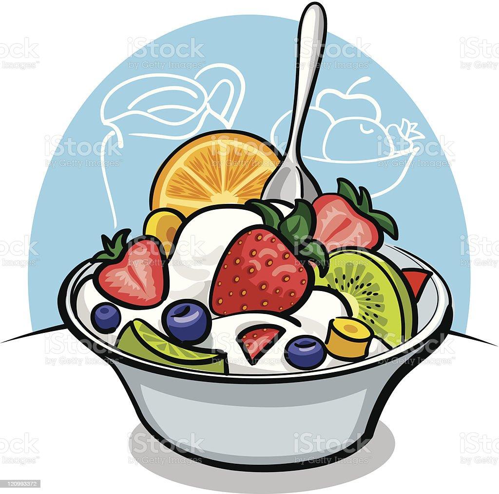 royalty free fruit basket clip art vector images illustrations rh istockphoto com fruit bouquet clipart fruit basket clipart images