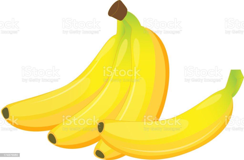 Fruit royalty-free fruit stock vector art & more images of banana