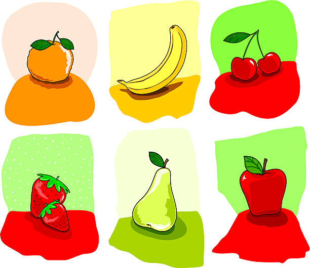 Frutta  frutta stock illustrations