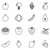 Vegitables in the bag on the wall healthy, vegetable, bag, organic, fresh, raw green
