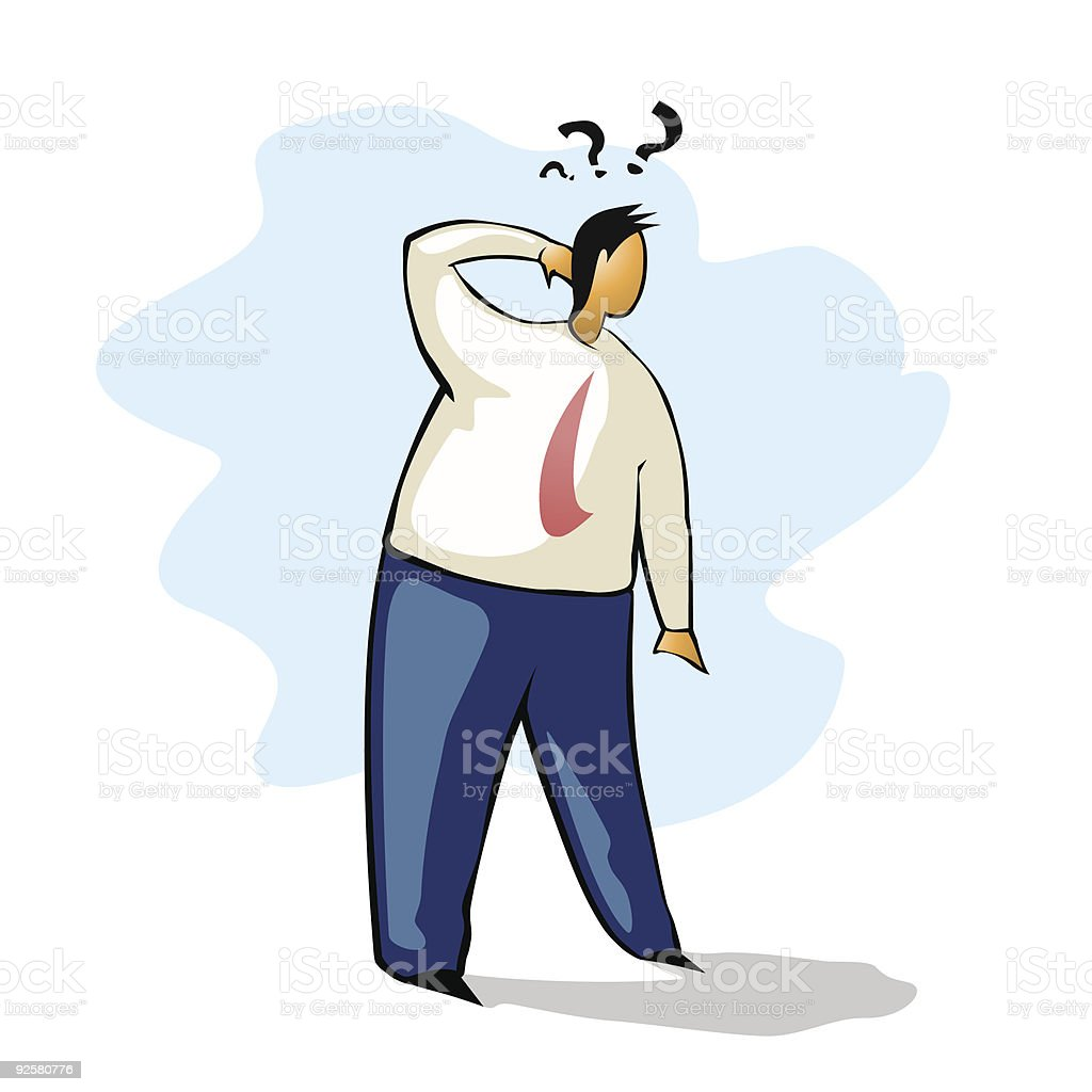Frustrated businessman vector royalty-free frustrated businessman vector stock vector art & more images of adult
