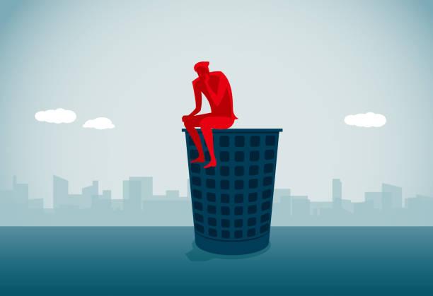 ilustrações de stock, clip art, desenhos animados e ícones de frustration - deceção