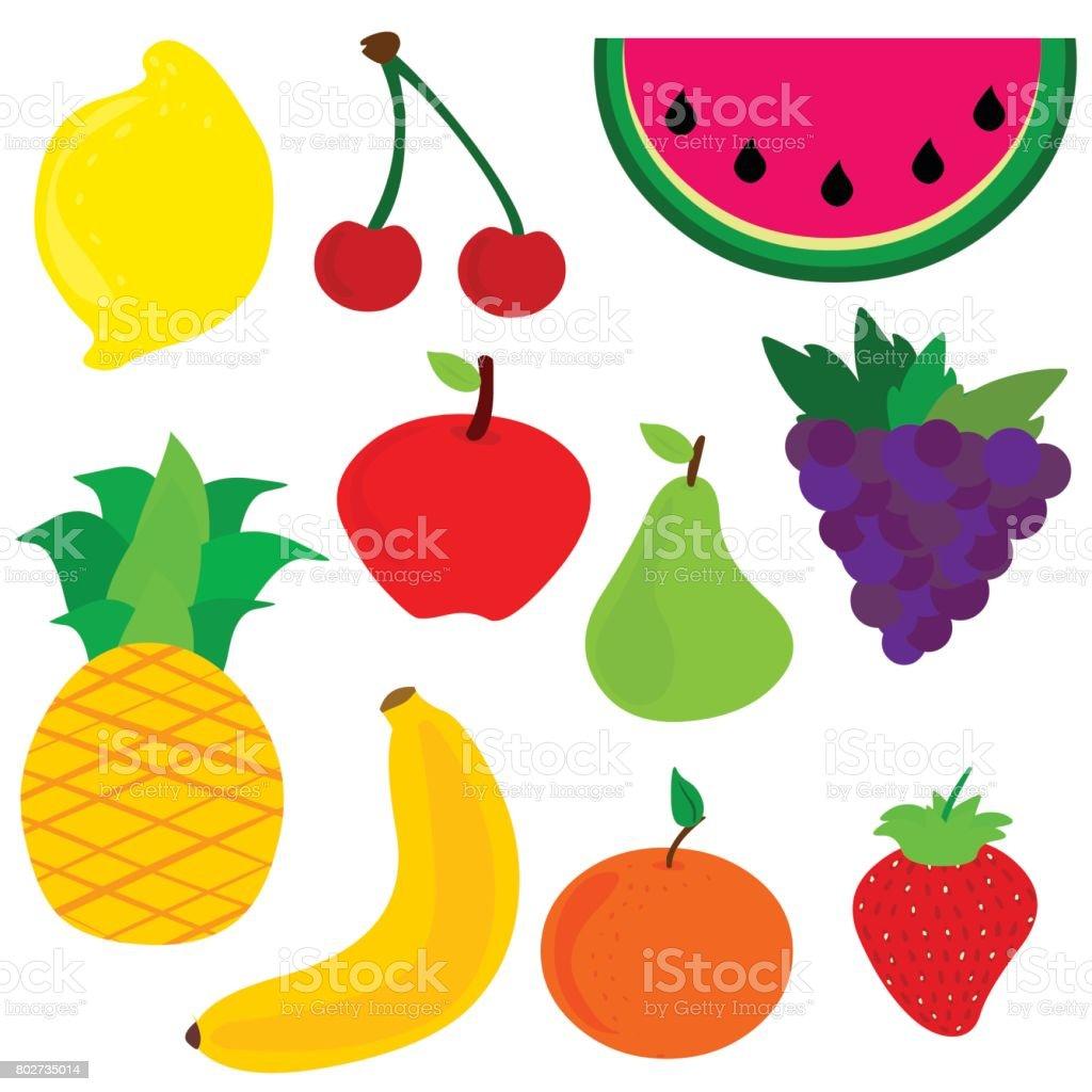 fruta vector.fla