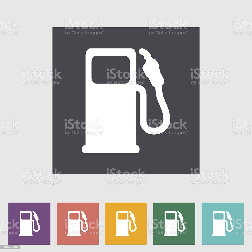 Fuel icon royalty-free stock vector art
