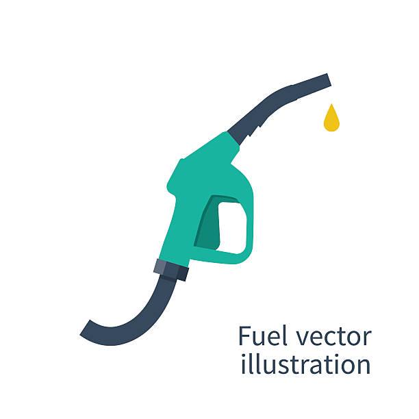 illustrazioni stock, clip art, cartoni animati e icone di tendenza di fuel pump. petrol station sign. gas station sign. gasoline pump - combustibile fossile