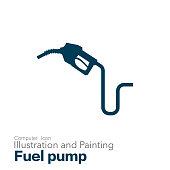 istock fuel pump 876982900