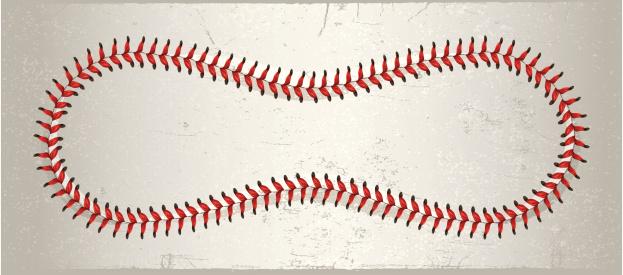 Full Baseball Laces