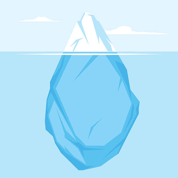 Royalty Free Iceberg Clip Art, Vector Images ...