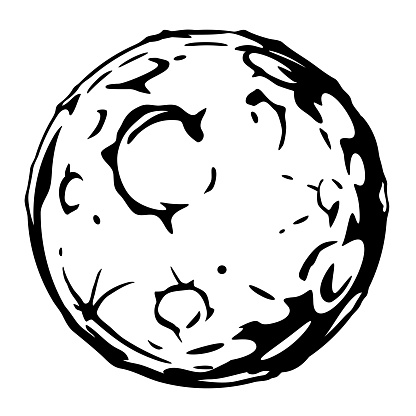 Free Black And White Ball Clipart In Ai Svg Eps Or Psd