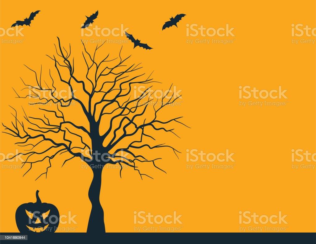 fun halloween background with jack o lantern stock vector art more