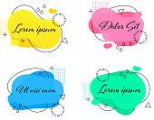 bright stylish banner designs